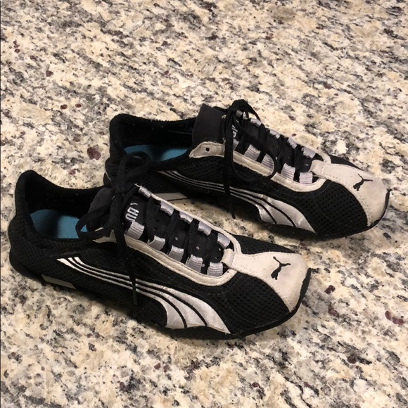 puma h street running shoes